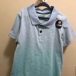 Hurley/Nike polo shirt